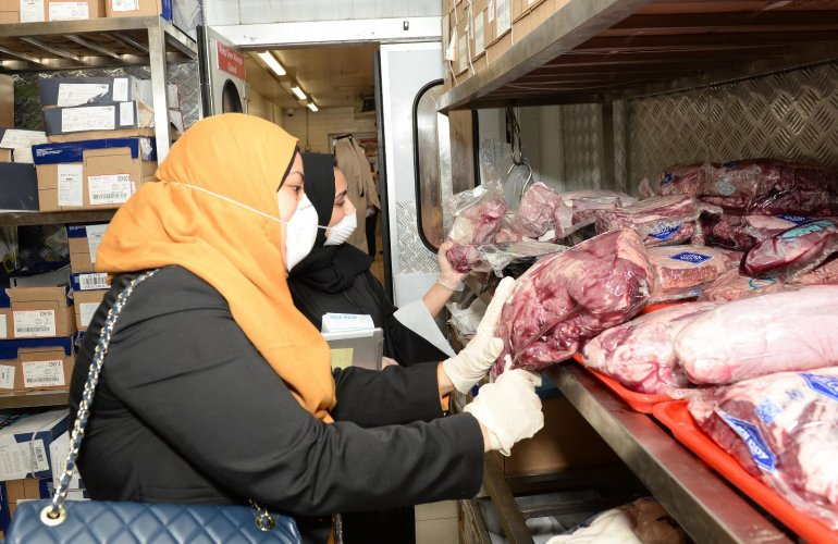 Photo of Doha Municipality Conduct Inspection In Food Outlets