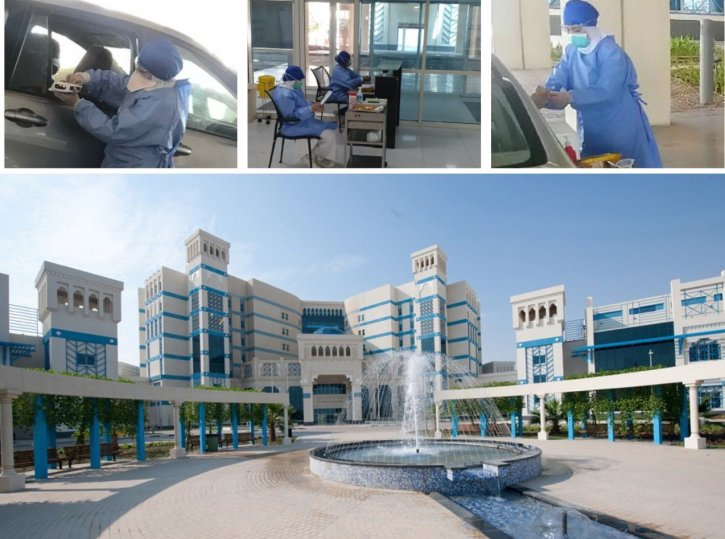 Photo of Al Wakra Hospital To Test Patients Of Anticoagulation Clinic In Their Cars