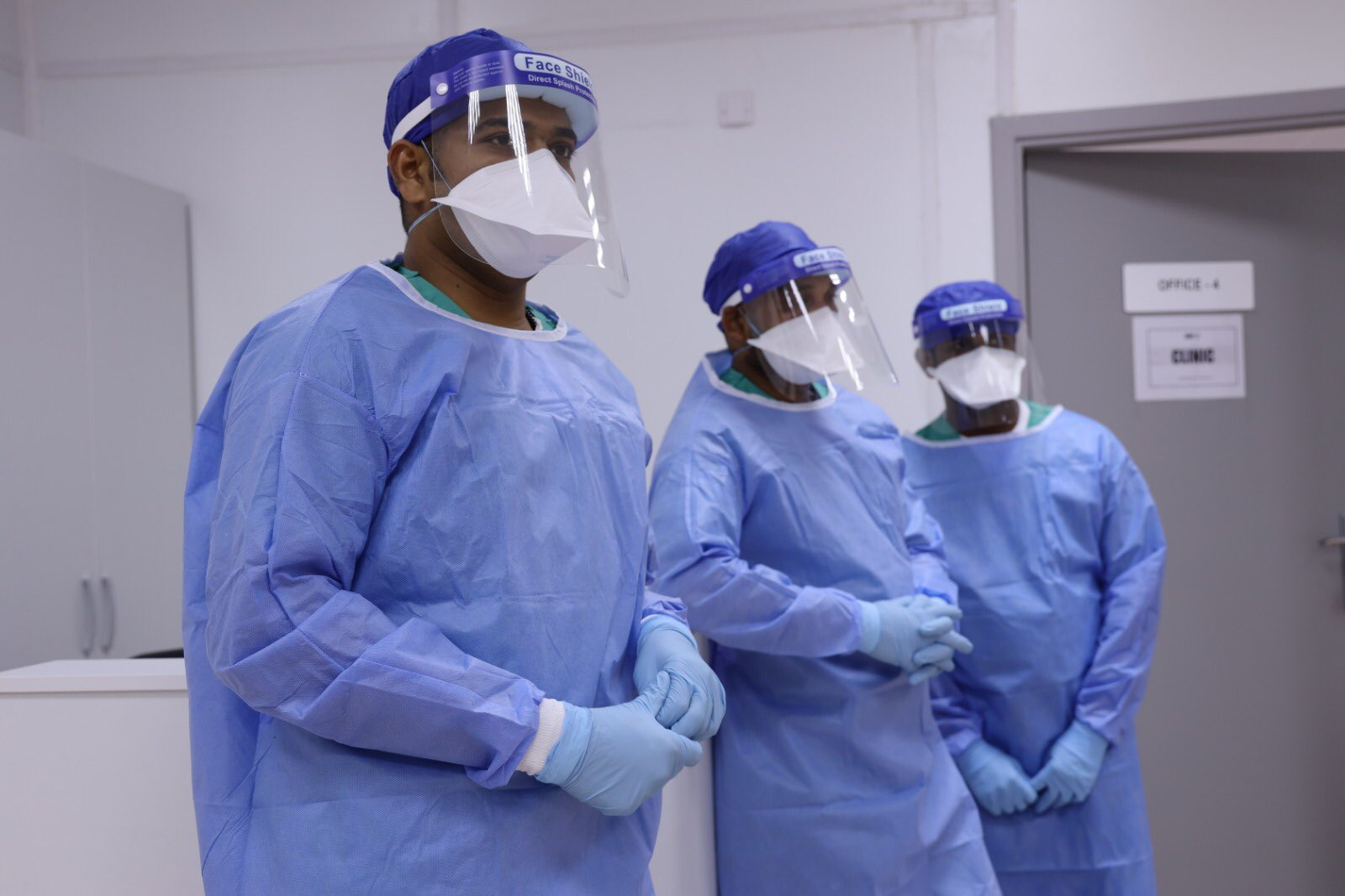 Photo of Ministry Of Public Health Opens 504-Bed Field Hospital To Treat Coronavirus Patients