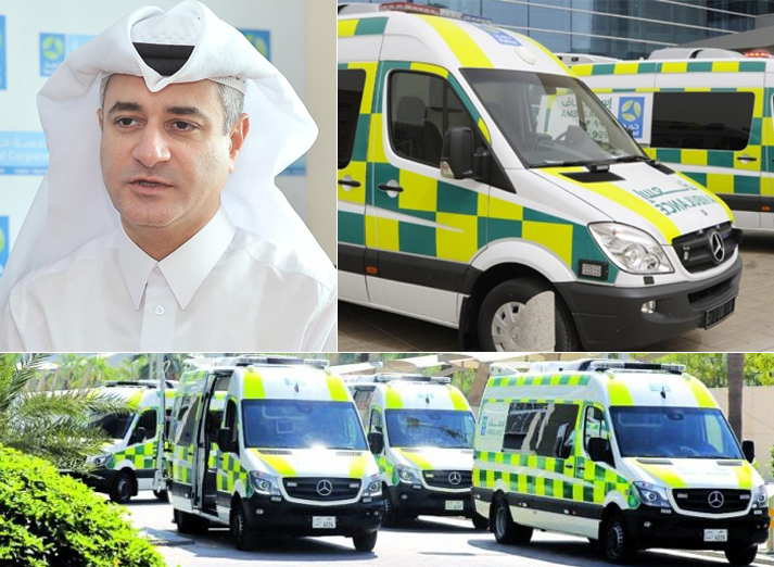Photo of HMC's Ambulance Service Playing A Central Role in the Health Sector's Coronavirus Response