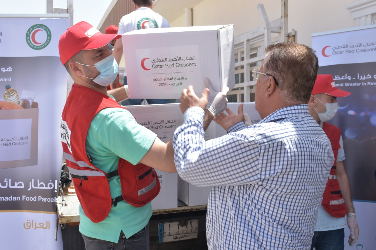Photo of Qatar Red Crescent Society Delivers Food Aid To 76,000 Beneficiaries In Five Countries
