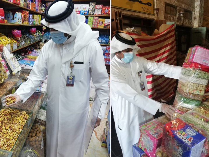 Photo of Ministry Of Municipality And Environment Continues Food Inspection Drive Across Qatar