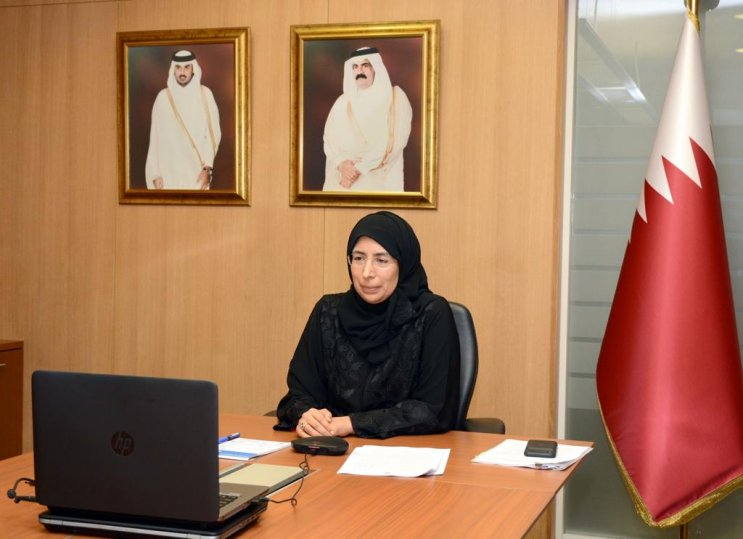 Photo of Minister Of Public Health: Women At Forefront Of COVID-19 Fight In Qatar