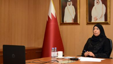 Photo of Qatar Participates In Third Extraordinary Meeting Of GCC Health Ministers' Committee