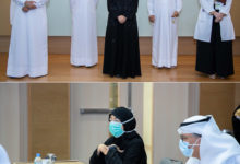 Photo of Minister for Public Health Attends Meeting of COVID-19 System Wide Incident Command Committee