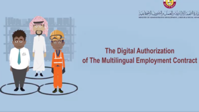 Photo of Labour Ministry: Apply For The Digital Authentication System for Multi-lingual Employer Contracts