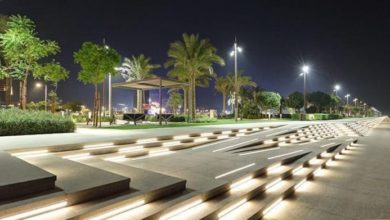 Photo of Qatari Diar: Lusail Marina Promenade To Reopen From 1st July 2020