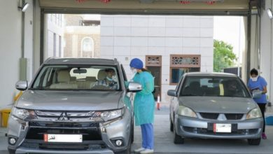 Photo of PHCC: People Undergoing Drive-Through Test Won't Get Grey Colour On Ehteraz