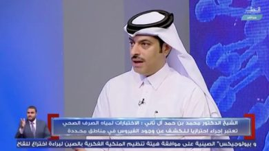 Photo of MOPH Official: COVID-19 Survey Shows Presence Of Virus Not Widespread In Qatar