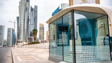 Photo of New Metrolink Connecting The Pearl-Qatar & Qatar Rail To Set Up 300 AC Bus Stops Near Stations