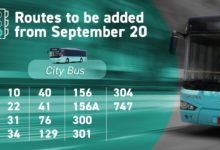 Photo of Mowasalat: Karwa City Bus New Routes To Start From 20th September