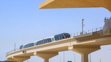 Photo of Doha Metro Resume Services With COVID-19 Safety Precautions On-Board