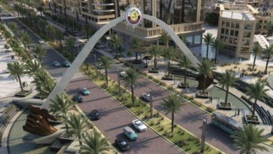Photo of Doha Central Development and Beautification Projects: Cycling Paths, Green Areas, Sculptures To Be Added