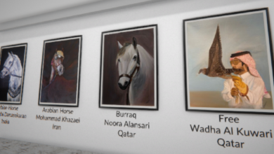 Photo of Over 75 Artists Featured At 'Colors Of The Desert' Virtual Exhibition