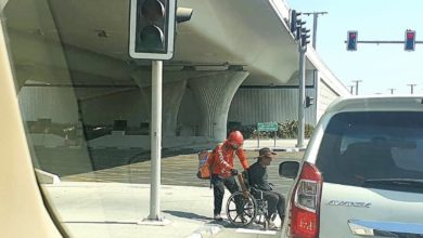 Photo of Talabat Rider Gets Ministry Recognition & Promotion After Good Deed Goes Viral