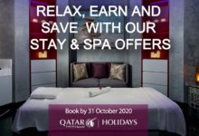 Photo of Save, Earn and Relax With Qatar Airways' Stay & Spa Deals!