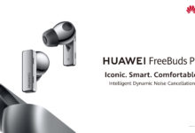 Photo of Huawei Launches World's First Dynamic Noise Cancellation Earphones HUAWEI FreeBuds Pro in Qatar Market