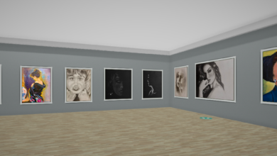 Photo of Visit The Virtual Exhibitions on Katara's Website