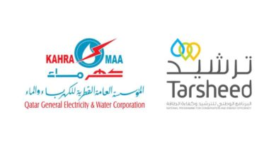 Photo of Kahramaa Launches Electric Vehicles And Charging Infrastructure Guideline