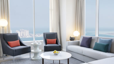 Photo of Cozy Family Staycation Offers at Aleph Doha Residences, Curio Collection by Hilton!