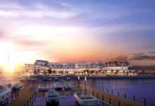 Photo of Construction Work Of Mazaya Marina Plaza Project In Lusail City Begins