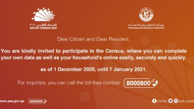 Photo of Self-Enumeration for the Qatar Census 2020