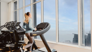Photo of Stay Fit & Healthy In 2021, with Aleph Doha's Special Health Club Membership Promotions!
