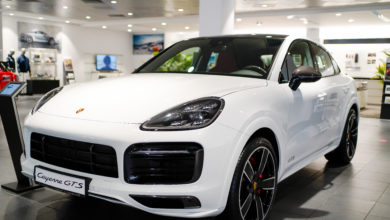 Photo of New Cayenne GTS Arrives At Porsche Centre Doha