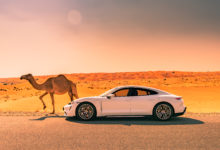 Photo of Porsche Centre Doha Welcomes The All-Electric Taycan!
