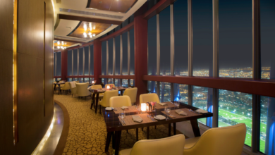Photo of Indulge In Festive High Tea & Spend New Year's Eve At Doha's Revolving Restaurant