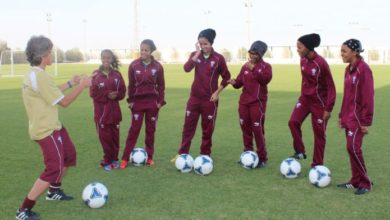 Photo of Qatar Women's Football League To Kick-off With 5-a-Side Tournament