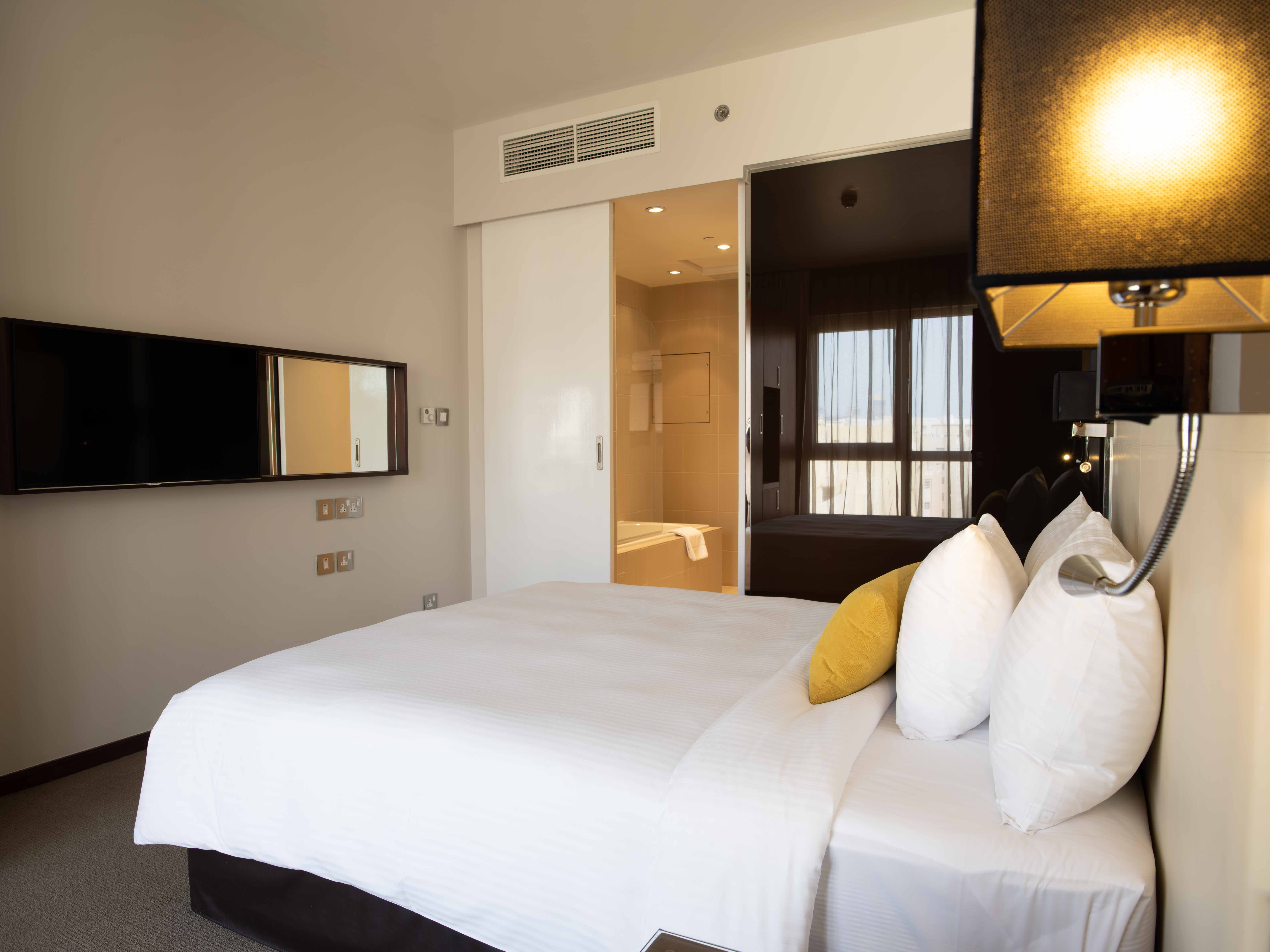 Photo of Comforting Spaces & Round-The-Clock Room Service – only at Centro Capital!