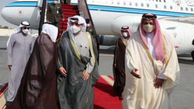Photo of Kuwait's Deputy Prime Minister Arrives In Doha