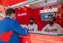 Photo of Ooredoo Launches The 4th Mini Shop On Wheels
