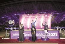Photo of Winners Of CHI Al Shaqab Crowned By Sheikha Moza