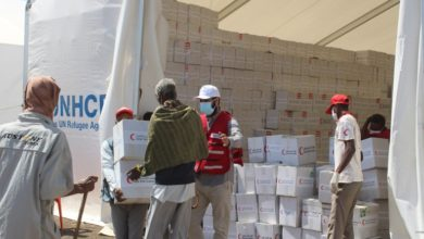 Photo of QRCS Spends QR6681818 On  Food And Non-Food Aid For Ethiopian Refugees In Sudan