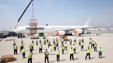 Photo of Qatar Airways Conducts its 12th Annual Disabled Aircraft Recovery Exercise at Doha International Airport
