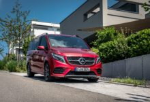 Photo of TheMercedes-Benz V-ClassIn Qatar: More Attractive, More Luxurious