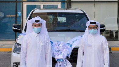 Photo of QIB Announces Second Lexus LX 570 Winner As Part Of Its Exclusive Salary Transfer Offer