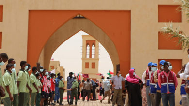 Photo of Qatar Charity opens Taiba 'Education City' for Orphans in Sudan