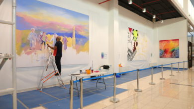Photo of Festival City Sheds Light on Local Talents With Exclusive In-Mall Live Art Exhibition