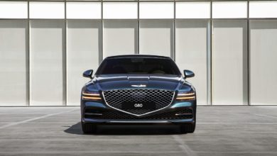 Photo of 2021 Genesis G80 Earns 'Top Safety Pick+' Award