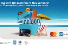 Photo of QIB and Mastercard Announce Cards Summer Campaign