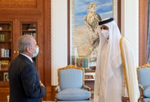 Photo of Amir Receives Palestinian Prime Minister
