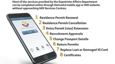 Photo of Metrash2: Indian and Pakistani residents in Qatar can now apply for family resident visas