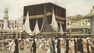 Photo of This is what Hajj looked like in 1953