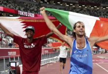 Photo of A tale of two friends, Barshim's joint gold at Tokyo 2020