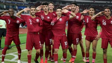Photo of Qatar moves up 16 places in FIFA World Ranking