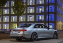 Photo of The All-New Mercedes-Benz S-Class with interior architecture and yacht design elements