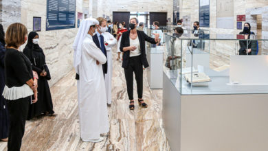 """Photo of Qatar National Library Inaugurates Exhibition """"Between Science and Art: Early Photography in the Middle East"""""""
